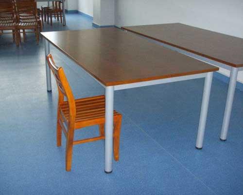 阅览室书写桌