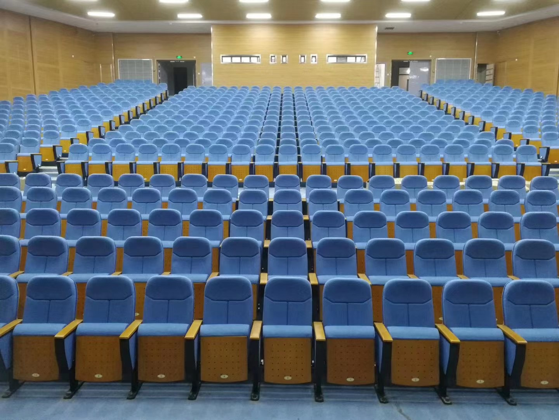 浙江大学采购报告厅软座椅项目