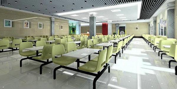 福建厦门中学采购食堂餐桌椅项目
